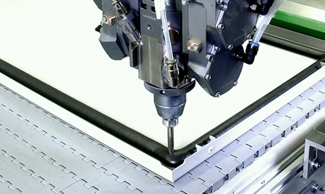 Machine dépose joints