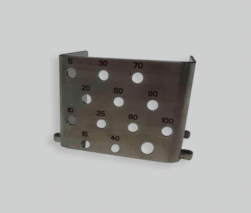 Découpe laser / pliage / traitement surface / gravage